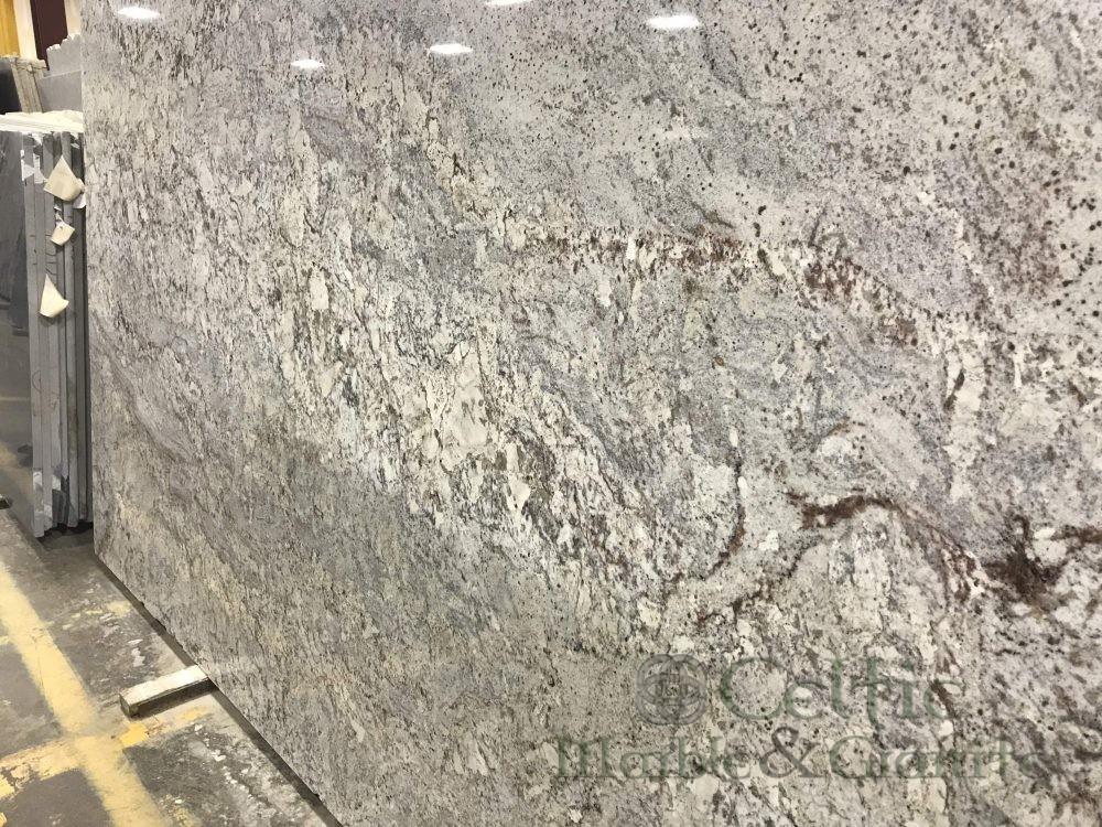 Granite – White Spring slab-min