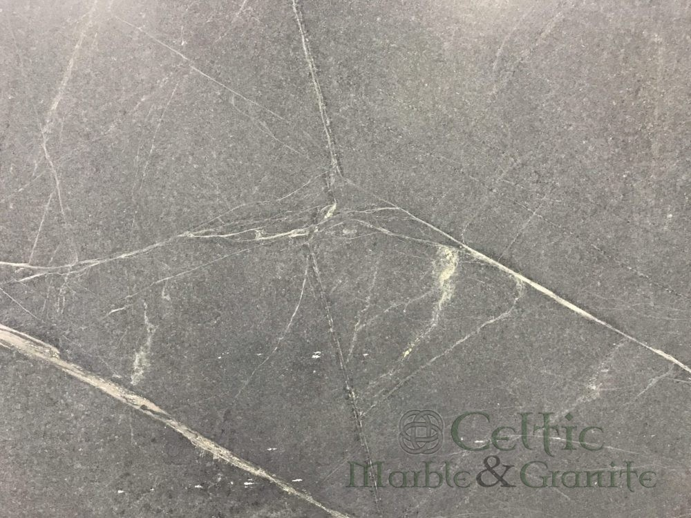 Marble – Black Soapstone Honed close-min