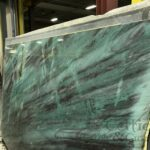 Quartzite – Emerald Green slab-min