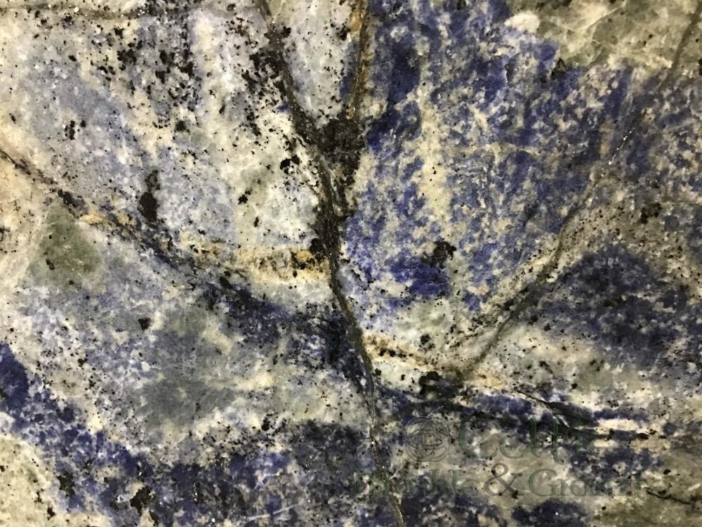 Quartzite – Soda Lite Blue close-min